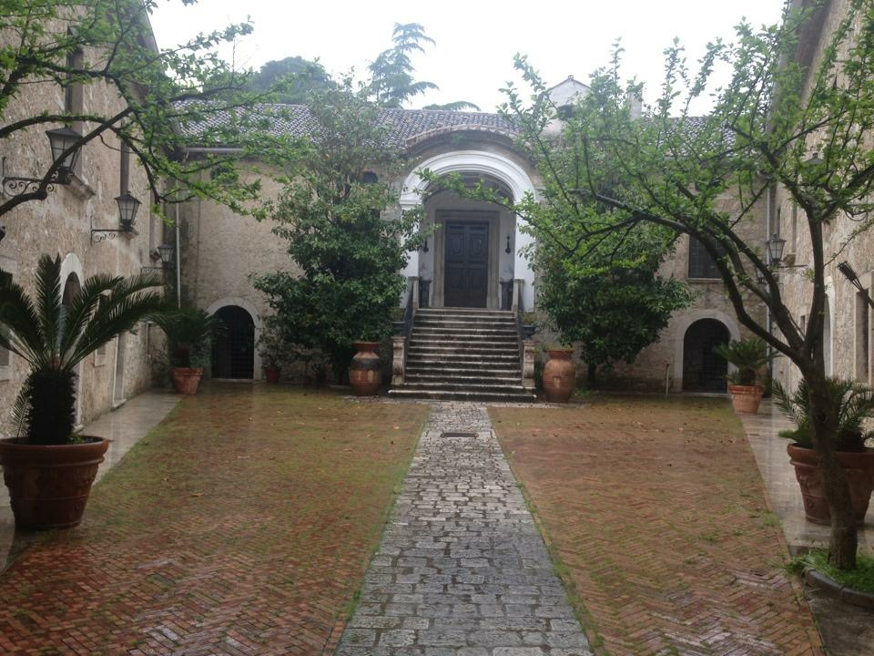 Il Castello Marchesale di Auletta